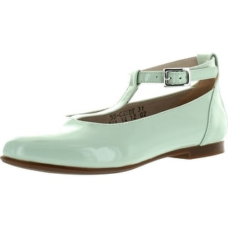Venettini Girls 55-Cindy Designer Dressy Fashion Flats Shoes