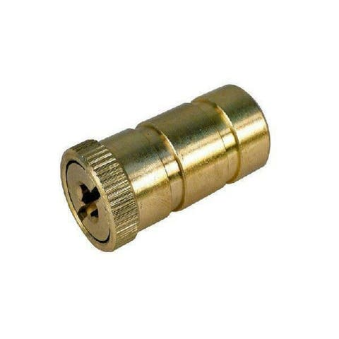 Threaded Gold Anchor for Pool Safety Cover
