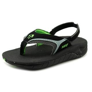 Reef Kid's Slap II Open-Toe Synthetic Sport Sandal