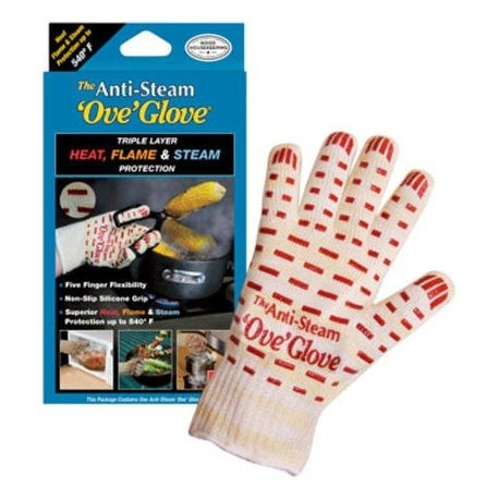Ove' Glove HH603-12 Right Hand Anti Steam Oven Glove
