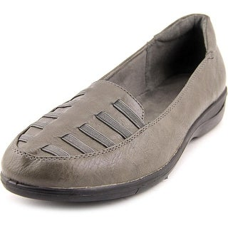 Easy Street Genesis W Round Toe Synthetic Loafer