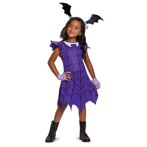 Girls Vampirina Ghoul Classic Halloween Costume