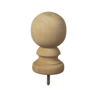 Prowood Treated Ball Top
