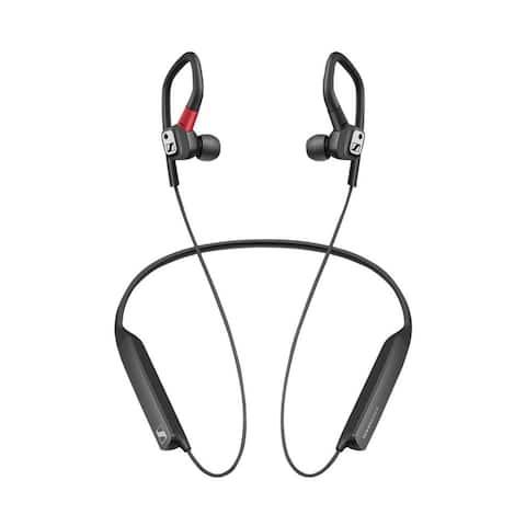 Sennheiser IE 80 S In-Ear, Noise-Isolating Headphones - Black