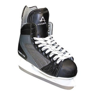 American Boys' 458 Ice Force Hockey Skate Black