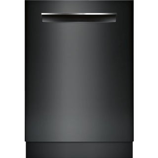 Bosch SHPM65W5 24 Inch Wide 16 Place Setting Energy Star Built-In Fully Integrated Dishwasher with Recessed Handle and Speed 60
