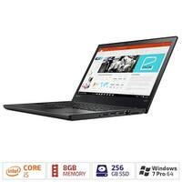 Lenovo ThinkPad T470 20JM0009US with 14 HD LED Backlight/256 GB SSD & 8 GB RAM