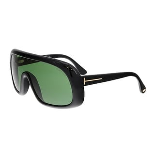 Tom Ford FT0471 01N SVEN Black Mask Sunglasses
