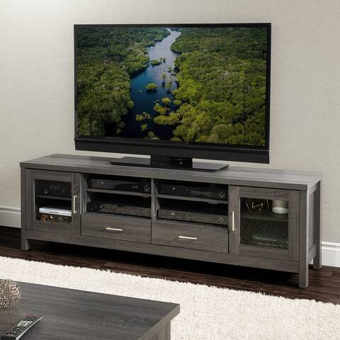 """CorLiving Hollywood TV Cabinet, For TVs up to 80"""""""