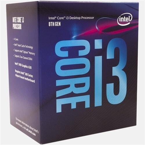 """""""Intel Core i3-8100 Processor BX80684I38100 Computer Processor"""""""