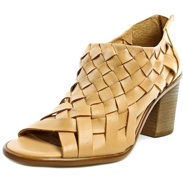 Corso Como Salem Women Peep-Toe Leather Heels