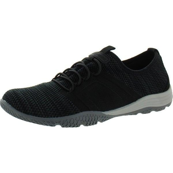 Walking Shoes Slip On Comfort