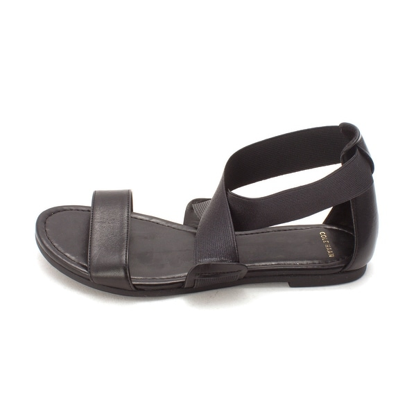 Cole Haan Womens Maliasam Open Toe Casual Ankle Strap Sandals - 6
