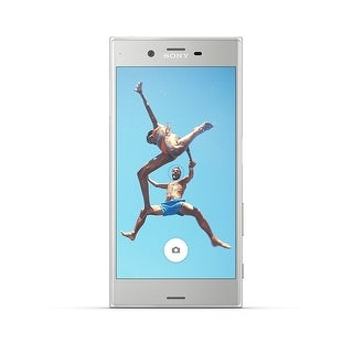 Sony XPERIA XZ Unlocked GSM Cellular in Platinum - F8331