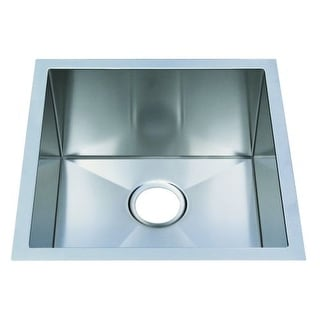 "Frigidaire Sinks FPUR1919-D10 Professional 19"" Undermount Stainless Steel Kitchen Sink"