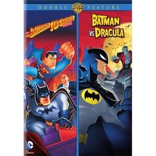 BATMAN VS DRACULA/BATMAN VS SUPERMAN (DVD/DBFE/RE-PKGD)