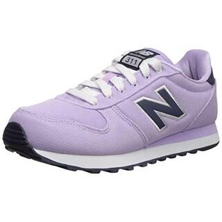 311v1 Sneaker, Violet Glo/Nubuck Navy