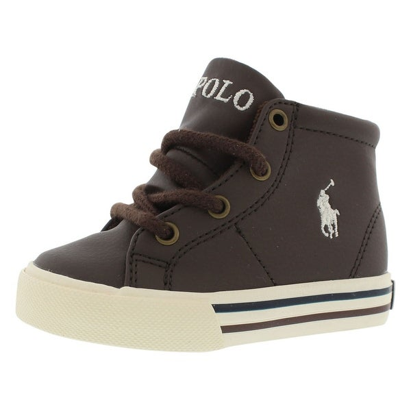 Polo Ralph Lauren Scholar Mid Casual Infant's Shoes - 4 m us toddler