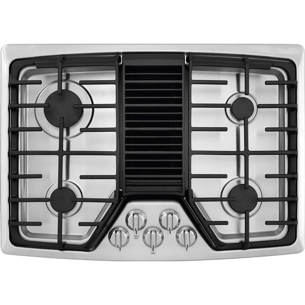 Shop Frigidaire Rc30dg60ps 30 Quot 4 Burner Gas Cooktop With