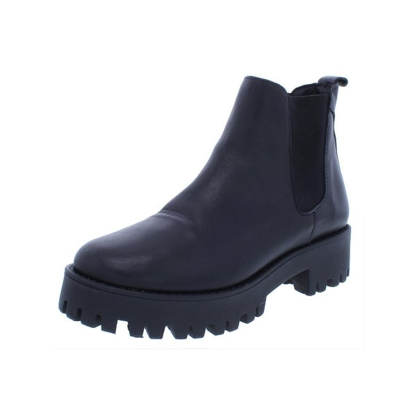 b457fb072c6 Shop Steve Madden Womens Bleeker Chelsea Boots Ankle Casual - Free ...