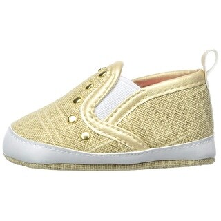 Rising Star Baby Girl GNP61569AZ1 Pull On Sneakers