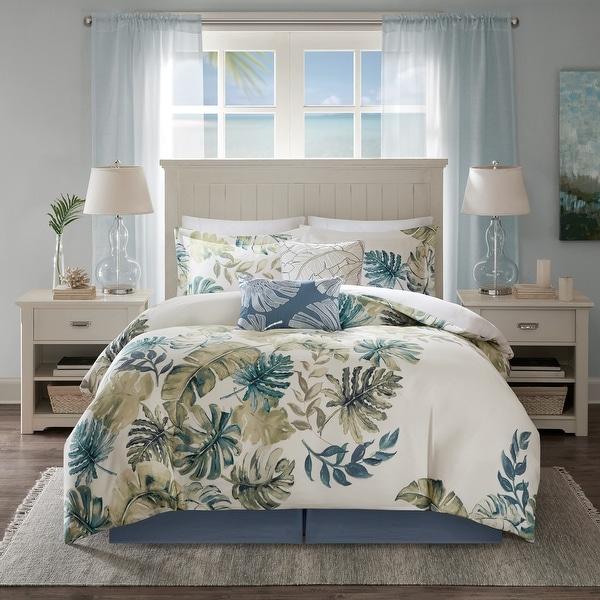 Harbor House Lorelai Multi Cotton Printed 6 Piece Comforter Set. Opens flyout.