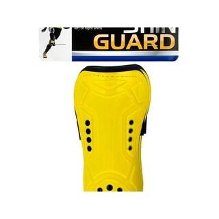 Bulk Buys OL505-16 Protective Contoured Shin Guards - 16 Piece