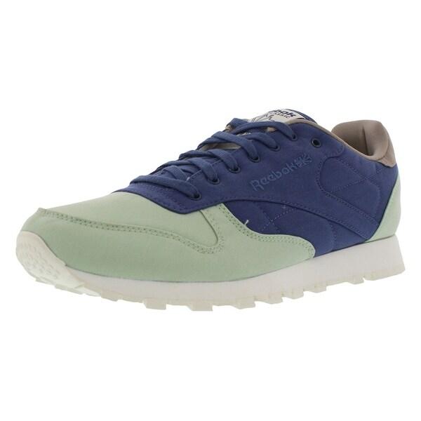 Reebok Cl Leather Clean 60C40N Men's Shoes