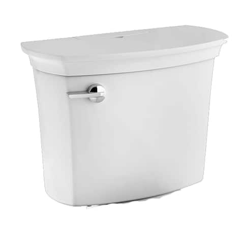 American Standard 4515A.157S Estate Tank with ActiClean Technology - - White
