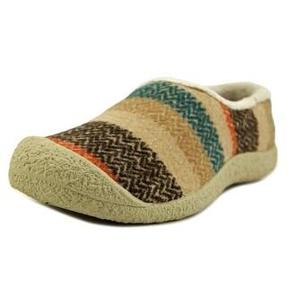 Keen Howser II Slide Open Toe Canvas Slides Sandal