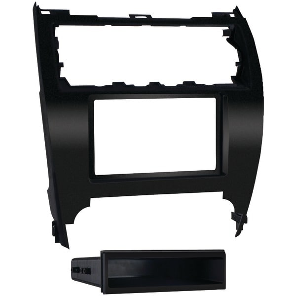 Metra 99-8232B 2012-2014 Toyota(R) Camry Single- Or Double-Din Installation Kit