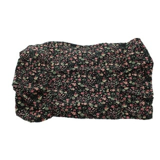Free People Womens Floral Print Cotton Tube Top