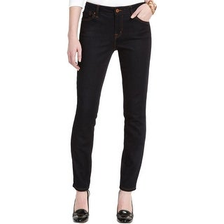 Tommy Hilfiger Womens Skinny Jeans Low Rise Classic Fit