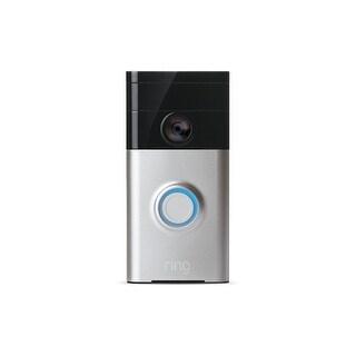 Ring Wi-Fi Enabled Video Doorbell 2 (Satin Nickel)