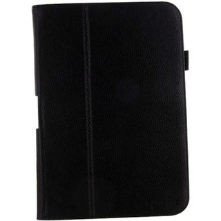 rooCASE Dual Station Folio Case Cover for Google Nexus 10 - Black (Refurbished)