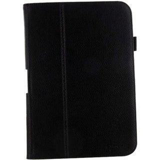 rooCASE Dual Station Folio Case Cover for Google Nexus 10 - Black (Refurbished)
