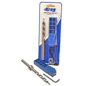 Kreg MKJKIT Mini Pocket Jig Kit 3/8