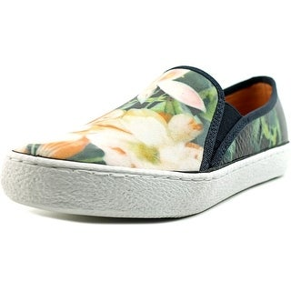 Corso Como Duffy Women Round Toe Leather Multi Color Loafer