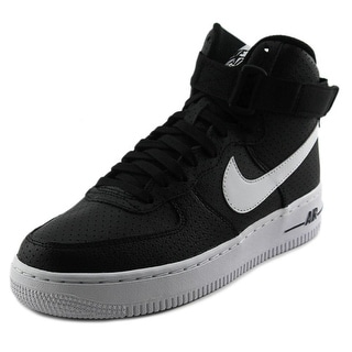 Nike Air Force 1 High Round Toe Canvas Basketball Shoe