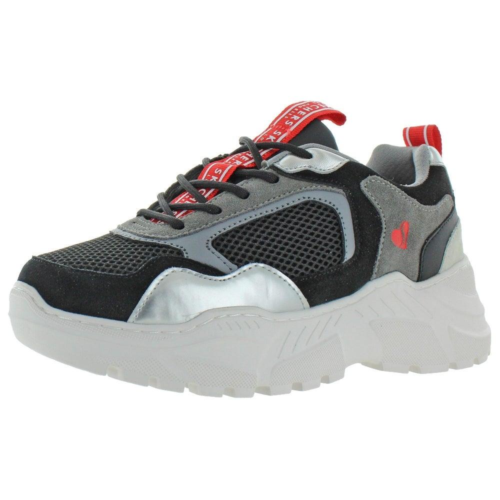women's sketcher tennis shoes