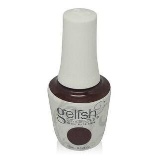 Gelish - Soak-Off Gel Polish Dusty Purple Creme -Lust At First Sight