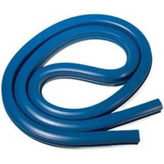 "Flexible Curve 30"" Tracing Transferring Tool Raised Edge C Thru Ruler Co blue"