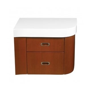 "DecoLav 5605-2 23"" Casaya Right Drawer with Top for use with 5605-1 Vanity"