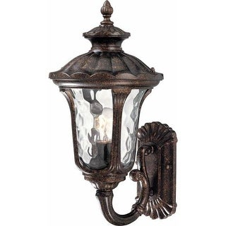 "Volume Lighting V8462 Tavira 1 Light 18.5"" Height Outdoor Wall Sconce"