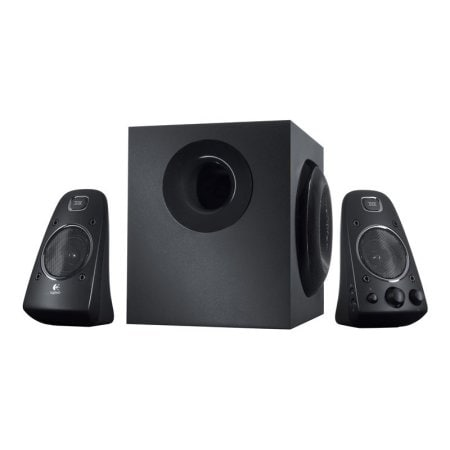 Logitech 980-000402 Z623 2.1 Speaker System With Sub Woofer