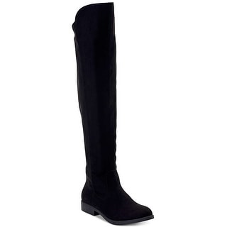 Link to Style & Co. Women's Shoes Hayley Almond Toe Over Knee Fashion Boots Similar Items in Women's Shoes