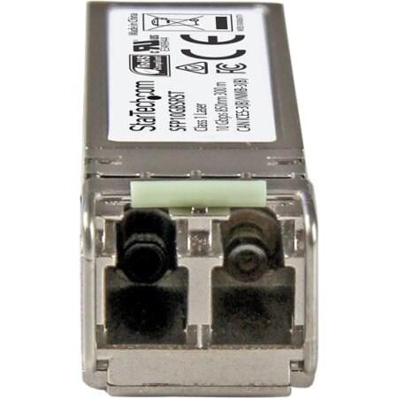 Startech.Com Msa Compliant 10Gbase-Sr 10 Gigabit Sfp+ Transceiver - Mm 300M