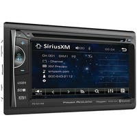 "Power Acoustik Pd-621Xb 6.2"" Incite Double-Din In-Dash Lcd Touchscreen Dvd Receiver With Bluetooth(R) & Siriusxm(R) Ready"
