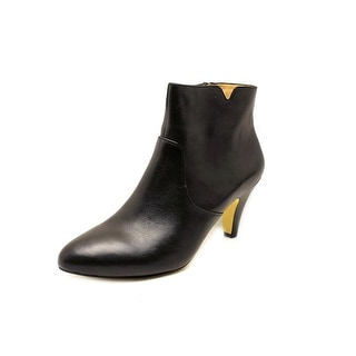 INC International Concepts Hanah Leather Ankle Boot