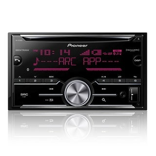 Pioneer 2Din CD Player w/BT/ARC App Ctrl/Sat Rdy